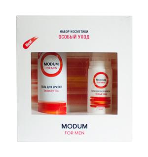 Набор косметики Особый уход серии Modum for men