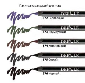 Белита-Витэкс Amore Косметические карандаши Defile для глаз