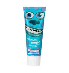 Детская зубная паста МультиФрукты