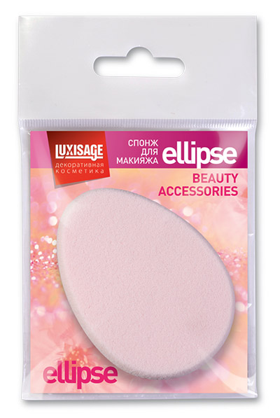 Спонж для макияжа ellipse