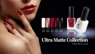 Лак Relouis Ultra Matte Collection