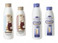 Iris: В серии «Молочная» и «Профессиональная линия» шампуни-кондиционеры в новой упаковке