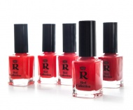 Relouis: Лаки для ногтей Red Collection
