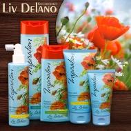Liv Delano: Линия средств по уходу за волосами Inspiration